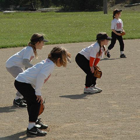 Girls allowed playing in Little League Baseball