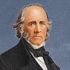 Sam Houston named President of the Republic of Texas