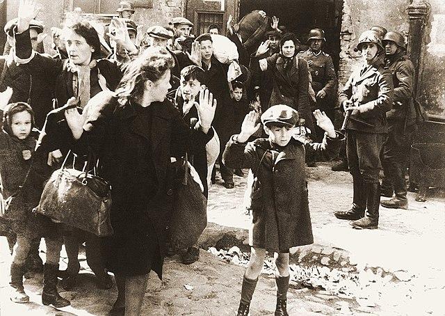 Viktige hendelser for jødene.