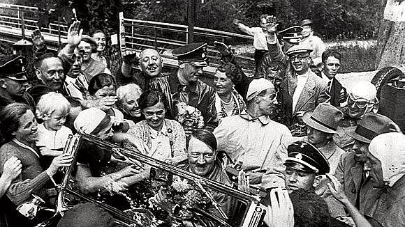 Hitlers vei til makten og nazismens fremgang