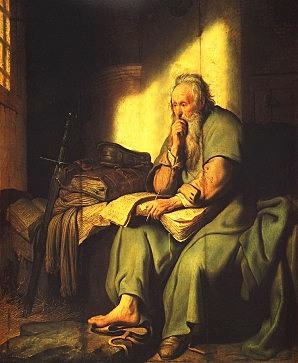 Paul in Prison at Caesarea