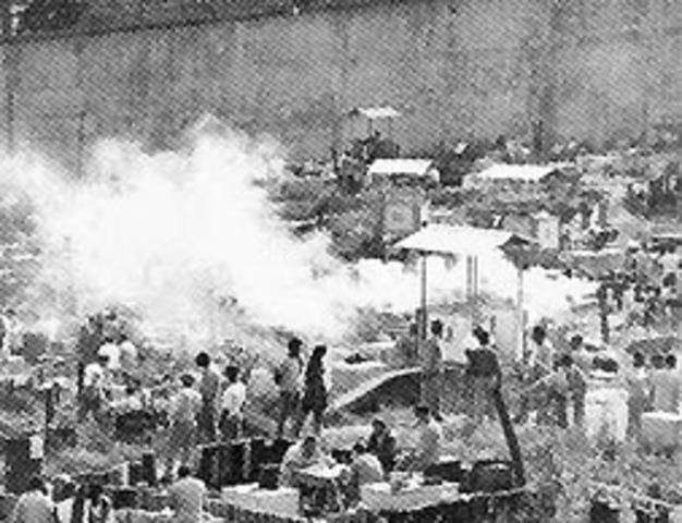 Attica State Prison Riots