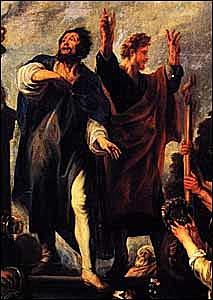 Paul and Barnabas chosen as an Apostolic Team