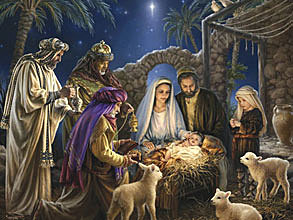 The Shepherds and the Wise Men