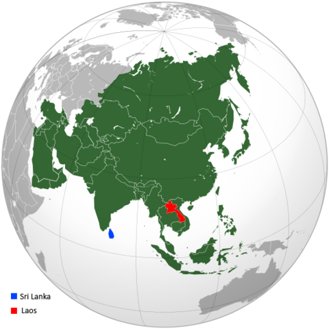 South Vietnam and US invade Laos