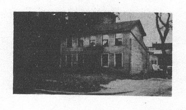 1922 CWAC acquire site at 108 Globe Street