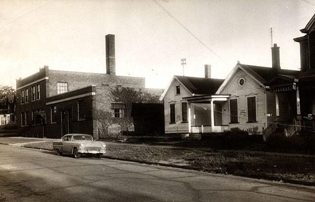 1956 GWCC Expansion