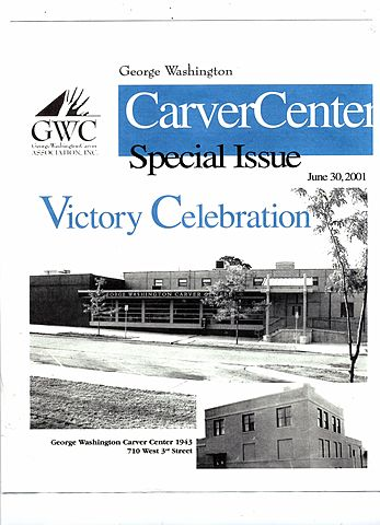 GWCCC Expansion Victory Celebration