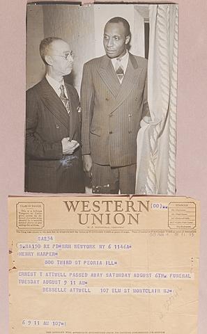 1944 – 1966 henry m harper, 1st e/d of gwca 1944 – 1966 frank campbell, co-e/d