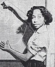 1949 ~1963 juliette whittaker teaches at gwccc
