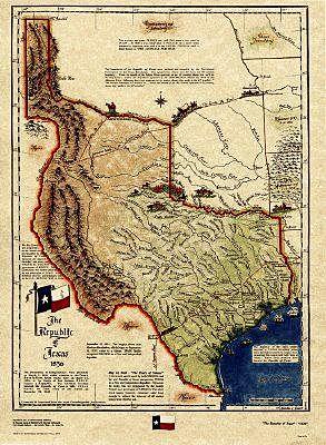 U.S. Recognizes the Republic of Texas