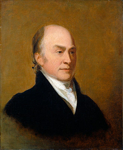 John Quincy Adams Speaks
