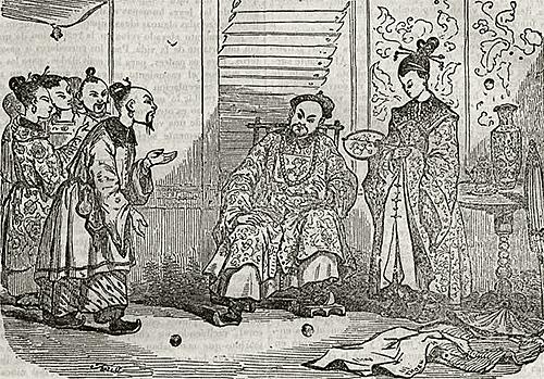 CHINA (500 a.C)
