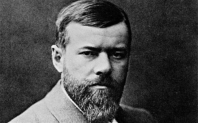 MAX WEBER (1864-1920) ESTRUCTURALISTA