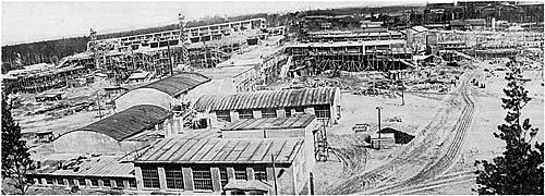 Строительство спецзавода