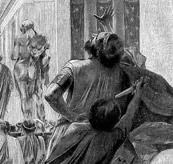 Mort de Filip III i Eurídice.