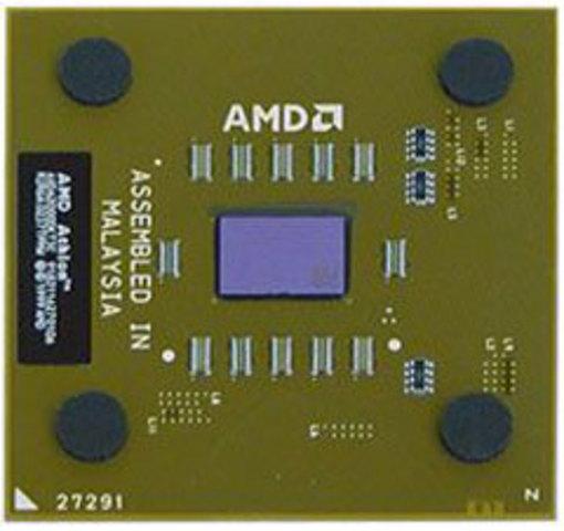 AMD lance l'Athlon XP