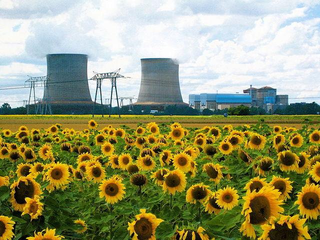 Франция, АЭС «Сант-Лаурен»
