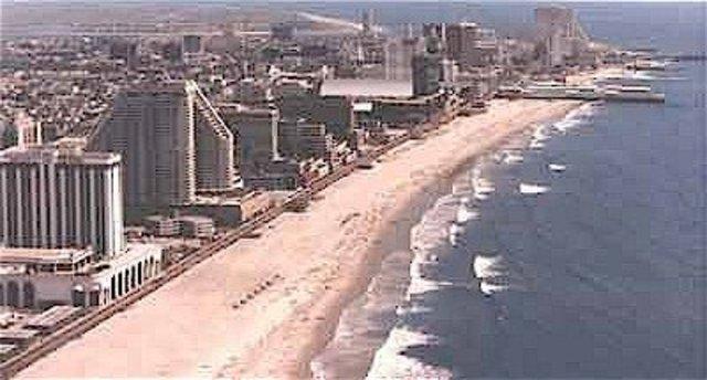 Atlantic City permits gambling