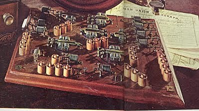 Telègraf quàdruplex, Thomas Alva Edison
