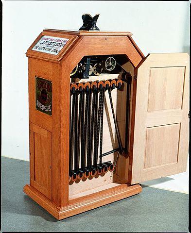 Cinetoscopi, Thomas Alva Edison