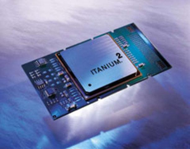 Intel lance l'Itanium 2