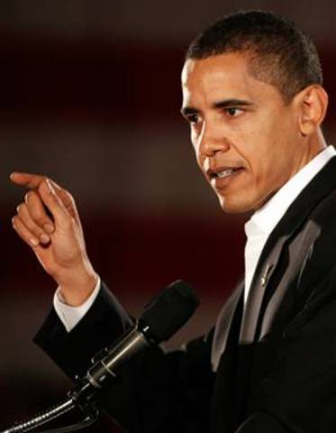 President Barrack Obama announces U.S. combat mission in Iraq would end by August 31, 2010