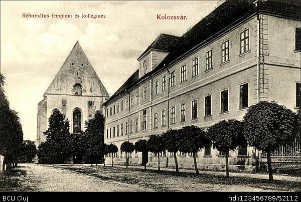 Kolozsvári Református Kollégium