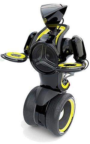 Robot Híbrido
