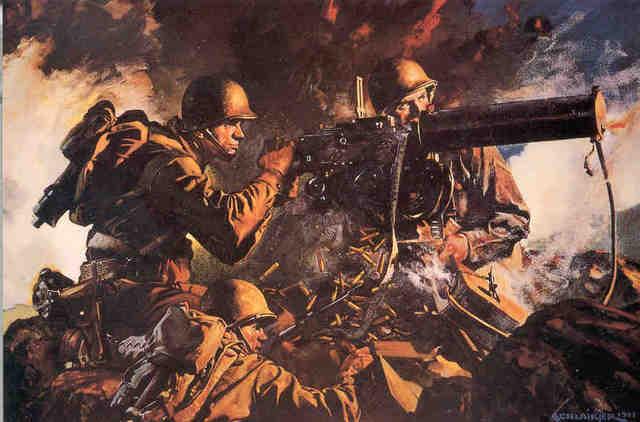 Beginning of World War II: