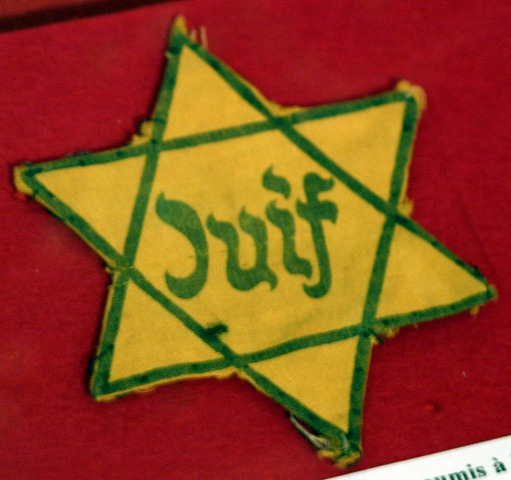 Jews and the yellow star