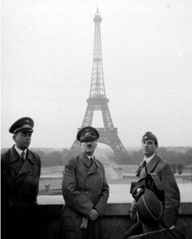 France surrenders to Nazis