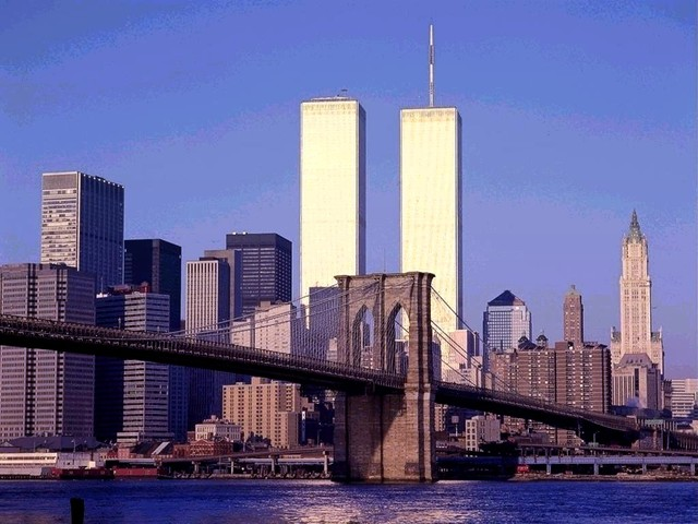 World Trade Center is completed