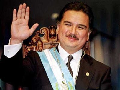 Gobierno de Alfonso Portillo (2000-2004)