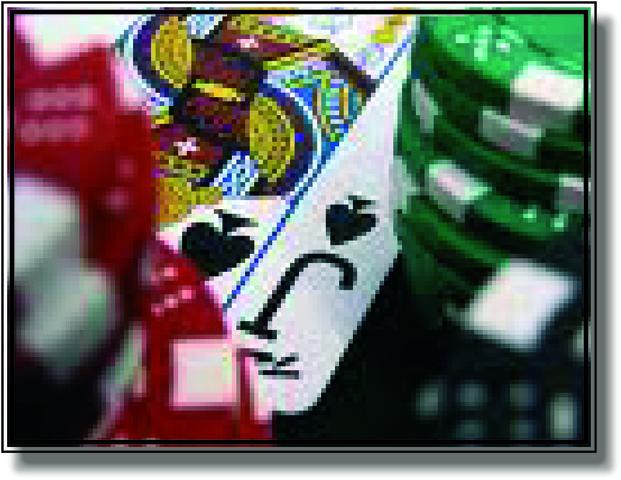 •Atlantic City permits gambling: