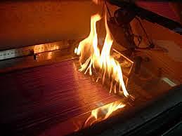 Incendi al laboratori de Tesla