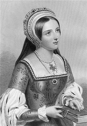 Henry VIII & Katherine Howard