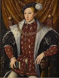 Edward VI Death