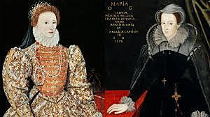 Conflict Between Mary Queen of Scots & Elizabeth I