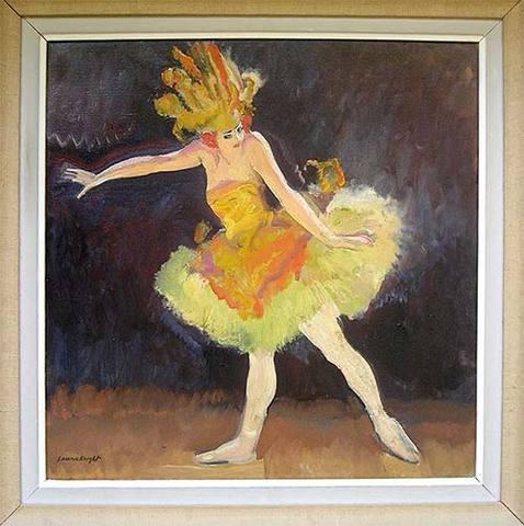 "Stravinsky: ""The Firebird,"" ballet, Paris"