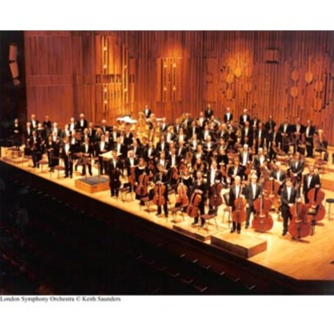 London Symphony Orchestra gives its first concert