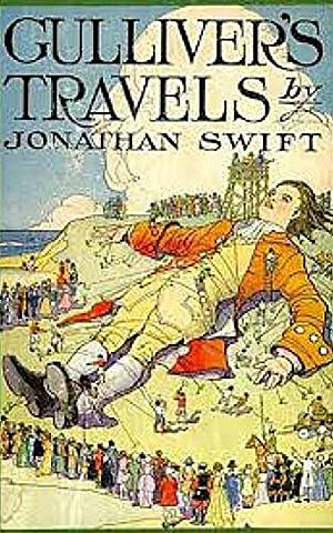 Gulliver's Travels By Jonathan Swifts