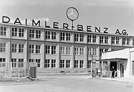 WWI forces Benz & Cie. and DMG into merger
