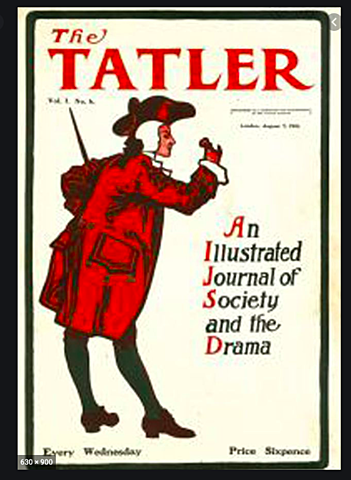 The Tatler launches a new style