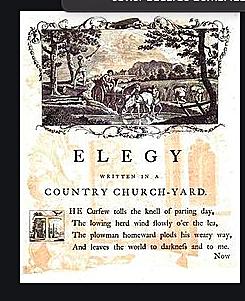Thomas Gray publishes his Elegy