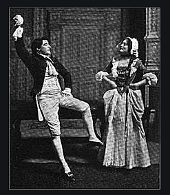 Oliver Goldsmith's play She Stoops