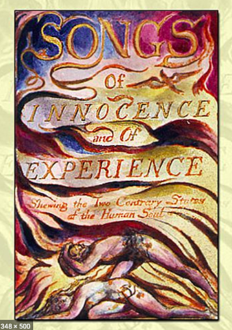 William Blake publishes Songs of Innocence