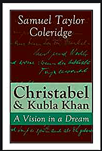 Samuel Taylor Coleridge says that while writing Kubla Khan he is interrupted