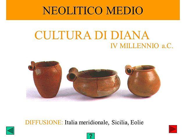 Cultura di Diana 4500 a.c. - 3500 a.c.