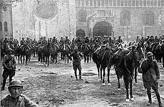 entrata dell'Italia in guerra